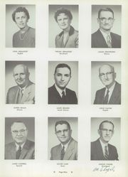 Page 13, 1959 Edition, South High School - Warrior Yearbook (Youngstown, OH) online yearbook collection