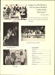 Page 9, 1976 Edition, South High School - Warrior Yearbook (Youngstown, OH) online yearbook collection
