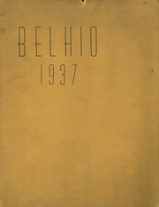Page 1, 1937 Edition, Belpre High School - Belhio Yearbook (Belpre, OH) online yearbook collection