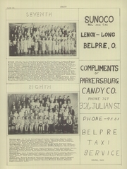 Page 12, 1937 Edition, Belpre High School - Belhio Yearbook (Belpre, OH) online yearbook collection