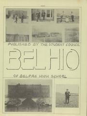 Page 3, 1937 Edition, Belpre High School - Belhio Yearbook (Belpre, OH) online yearbook collection