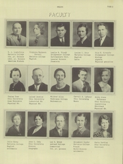Page 5, 1937 Edition, Belpre High School - Belhio Yearbook (Belpre, OH) online yearbook collection