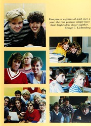 Page 13, 1986 Edition, Glenoak High School - Aurum Yearbook (Canton, OH) online yearbook collection