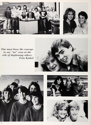Page 14, 1986 Edition, Glenoak High School - Aurum Yearbook (Canton, OH) online yearbook collection