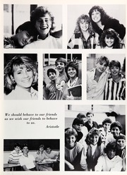 Page 15, 1986 Edition, Glenoak High School - Aurum Yearbook (Canton, OH) online yearbook collection