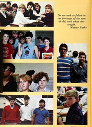 Page 6, 1986 Edition, Glenoak High School - Aurum Yearbook (Canton, OH) online yearbook collection
