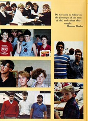 Page 8, 1986 Edition, Glenoak High School - Aurum Yearbook (Canton, OH) online yearbook collection