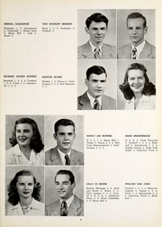 Page 13, 1947 Edition, Oakwood High School - Acorn Yearbook (Dayton, OH) online yearbook collection