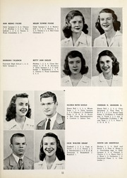 Page 15, 1947 Edition, Oakwood High School - Acorn Yearbook (Dayton, OH) online yearbook collection