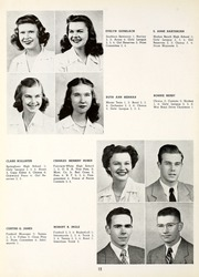 Page 16, 1947 Edition, Oakwood High School - Acorn Yearbook (Dayton, OH) online yearbook collection