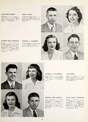 Page 17, 1947 Edition, Oakwood High School - Acorn Yearbook (Dayton, OH) online yearbook collection