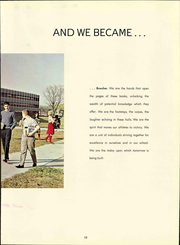 Page 17, 1964 Edition, Bowsher High School - Apogee Yearbook (Toledo, OH) online yearbook collection