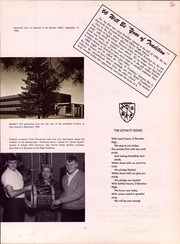Page 9, 1966 Edition, Bowsher High School - Apogee Yearbook (Toledo, OH) online yearbook collection