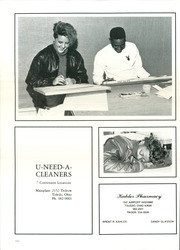 Page 296, 1988 Edition, Bowsher High School - Apogee Yearbook (Toledo, OH) online yearbook collection