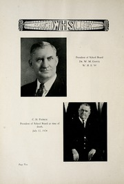 Page 16, 1925 Edition, Westerville High School - Searchlight Yearbook (Westerville, OH) online yearbook collection