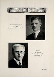 Page 17, 1925 Edition, Westerville High School - Searchlight Yearbook (Westerville, OH) online yearbook collection