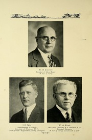 Page 14, 1926 Edition, Westerville High School - Searchlight Yearbook (Westerville, OH) online yearbook collection