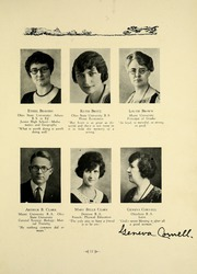 Page 15, 1926 Edition, Westerville High School - Searchlight Yearbook (Westerville, OH) online yearbook collection