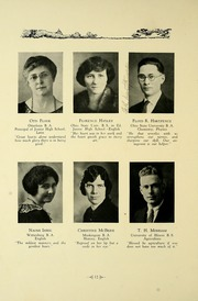 Page 16, 1926 Edition, Westerville High School - Searchlight Yearbook (Westerville, OH) online yearbook collection