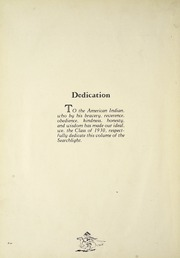 Page 10, 1930 Edition, Westerville High School - Searchlight Yearbook (Westerville, OH) online yearbook collection