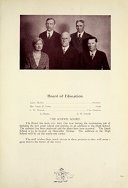 Page 17, 1930 Edition, Westerville High School - Searchlight Yearbook (Westerville, OH) online yearbook collection