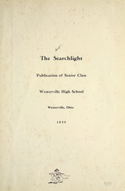 Page 5, 1930 Edition, Westerville High School - Searchlight Yearbook (Westerville, OH) online yearbook collection
