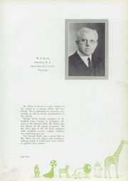 Page 15, 1932 Edition, Westerville High School - Searchlight Yearbook (Westerville, OH) online yearbook collection