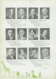 Page 16, 1932 Edition, Westerville High School - Searchlight Yearbook (Westerville, OH) online yearbook collection