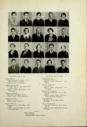 Page 11, 1937 Edition, Westerville High School - Searchlight Yearbook (Westerville, OH) online yearbook collection