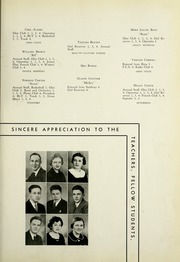 Page 15, 1937 Edition, Westerville High School - Searchlight Yearbook (Westerville, OH) online yearbook collection
