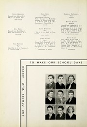 Page 16, 1937 Edition, Westerville High School - Searchlight Yearbook (Westerville, OH) online yearbook collection