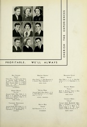 Page 17, 1937 Edition, Westerville High School - Searchlight Yearbook (Westerville, OH) online yearbook collection