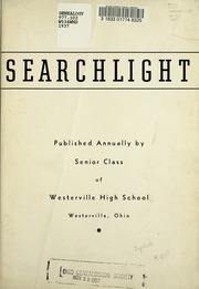 Page 5, 1937 Edition, Westerville High School - Searchlight Yearbook (Westerville, OH) online yearbook collection