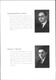 Page 10, 1938 Edition, Westerville High School - Searchlight Yearbook (Westerville, OH) online yearbook collection