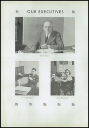 Page 16, 1941 Edition, Westerville High School - Searchlight Yearbook (Westerville, OH) online yearbook collection