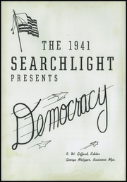 Page 6, 1941 Edition, Westerville High School - Searchlight Yearbook (Westerville, OH) online yearbook collection