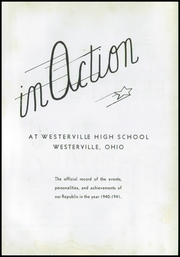 Page 7, 1941 Edition, Westerville High School - Searchlight Yearbook (Westerville, OH) online yearbook collection