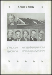 Page 9, 1941 Edition, Westerville High School - Searchlight Yearbook (Westerville, OH) online yearbook collection