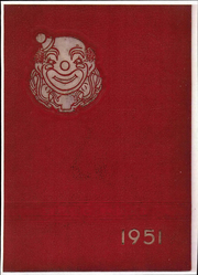 1951 Edition, Westerville High School - Searchlight Yearbook (Westerville, OH)