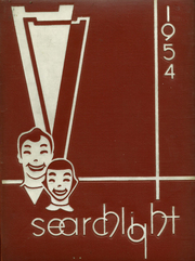 1954 Edition, Westerville High School - Searchlight Yearbook (Westerville, OH)