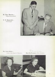Page 11, 1954 Edition, Westerville High School - Searchlight Yearbook (Westerville, OH) online yearbook collection