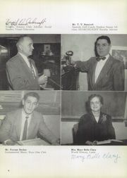Page 12, 1954 Edition, Westerville High School - Searchlight Yearbook (Westerville, OH) online yearbook collection