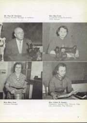Page 13, 1954 Edition, Westerville High School - Searchlight Yearbook (Westerville, OH) online yearbook collection