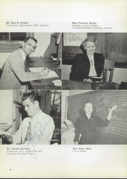 Page 14, 1954 Edition, Westerville High School - Searchlight Yearbook (Westerville, OH) online yearbook collection