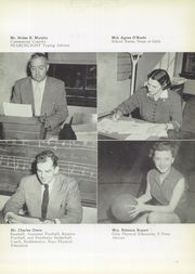 Page 15, 1954 Edition, Westerville High School - Searchlight Yearbook (Westerville, OH) online yearbook collection