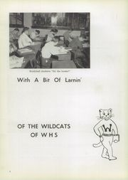 Page 8, 1954 Edition, Westerville High School - Searchlight Yearbook (Westerville, OH) online yearbook collection