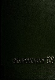 1966 Edition, Westerville High School - Searchlight Yearbook (Westerville, OH)