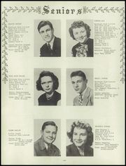 Page 10, 1948 Edition, Springfield Township High School - Echo Yearbook (Ontario, OH) online yearbook collection