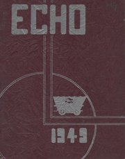 1949 Edition, Springfield Township High School - Echo Yearbook (Ontario, OH)