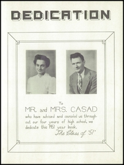 Page 3, 1951 Edition, Springfield Township High School - Echo Yearbook (Ontario, OH) online yearbook collection